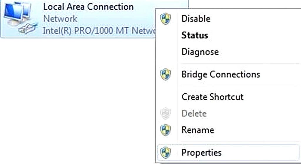 آموزش راه اندازی Server DHCP- مرحله دوم