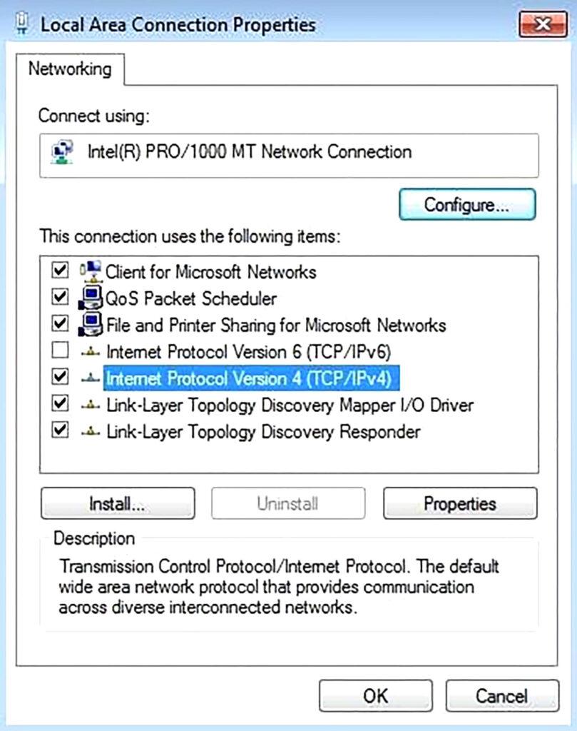 آموزش راه اندازی Server DHCP- مرحله سوم