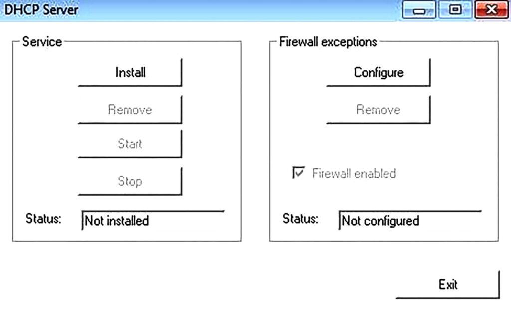 آموزش راه اندازی Server DHCP- مرحله پانزدهم