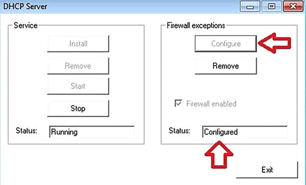 آموزش راه اندازی Server DHCP-مرحله هفدهم