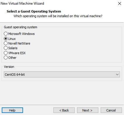 آموزش نصب سیستم عامل CentOS-مرحله ششم