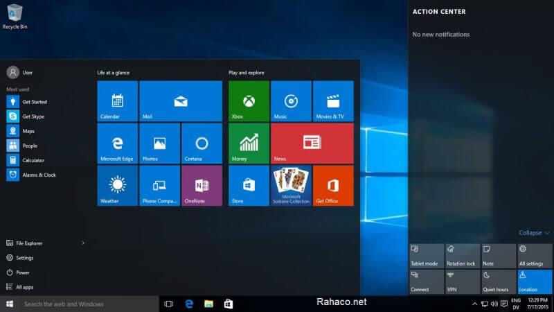 نصب ویندوز روی انواع تین کلاینت- مرحله هشتم
