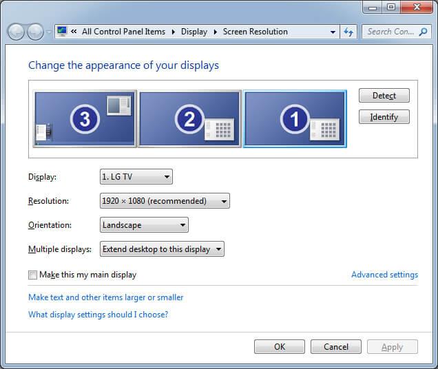 نمایش بی_سیم طراحی شده برای برنامه استر