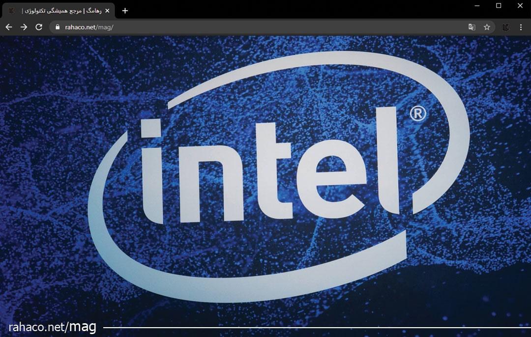 پردازندههای 10 نانومتری اینتل