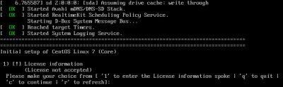 آموزش نصب سیستم عامل CentOS-مرحله سی و پنج