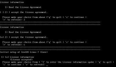 آموزش نصب سیستم عامل CentOS-مرحله سی و هشت
