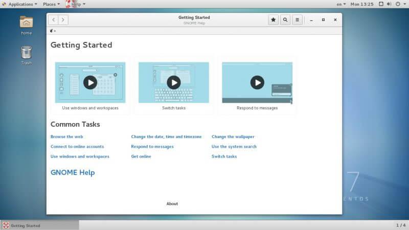 آموزش نصب سیستم عامل CentOS-مرحله چهل و شش