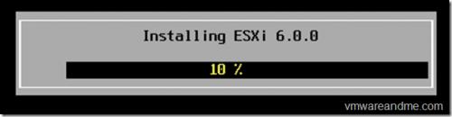 esxi-iso-install-process