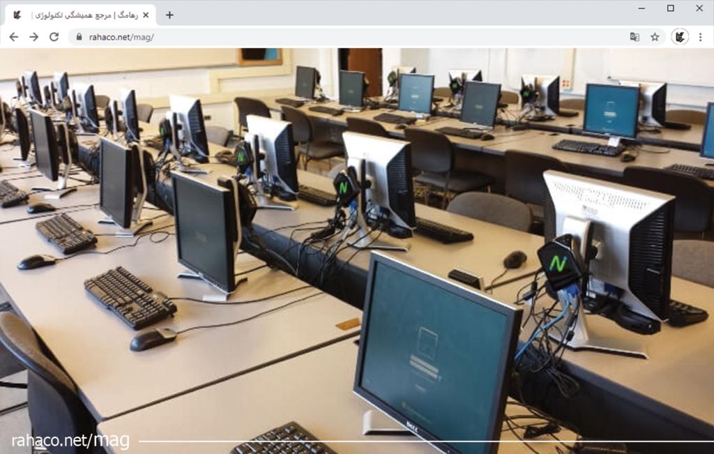 زیروکلاینت استوک سخت افزاری قدرتمند جایگزین رایانه ها
