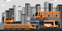 تاثیر دورکاری در حمل و نقل