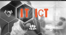 تفاوت میان IT و ICT