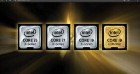 پردازنده های سری core i
