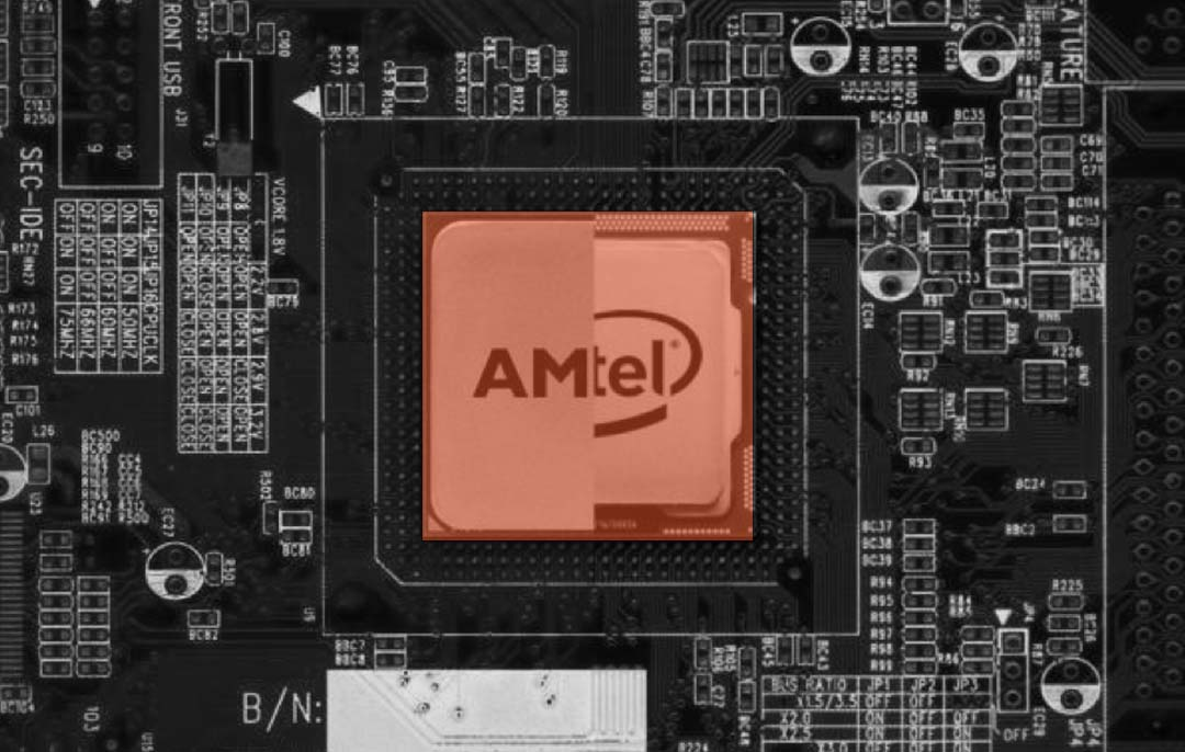 تفاوت پردازنده اینتل و AMD