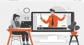 نرم افزار تدریس مجازی