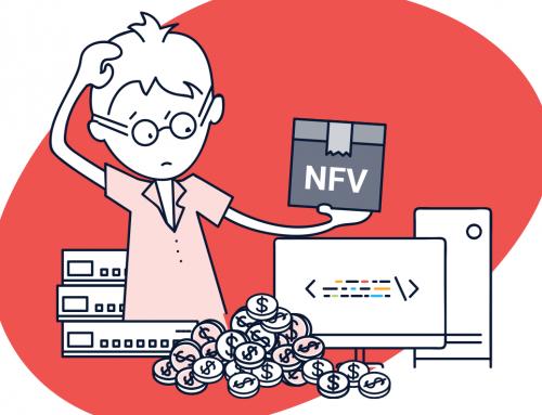 مجازی سازی توابع شبکه NFV