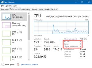 چند CPU