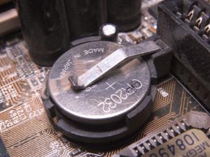 باتری CMOS