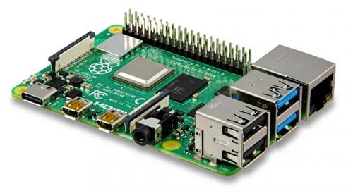 مینی کامپیوتر Raspberry Pi 4 Model B